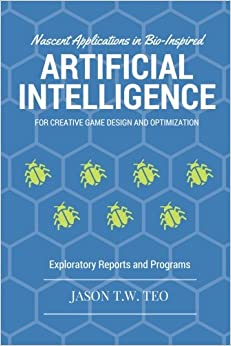 Nascent Applications of Bio-Inspired Artificial Intelligence for Creative Game Design and Optimization: Exploratory Reports and Programs