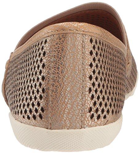 Frye Melanie Femmes Loafer Chaussures Gold 0AB0PqwT