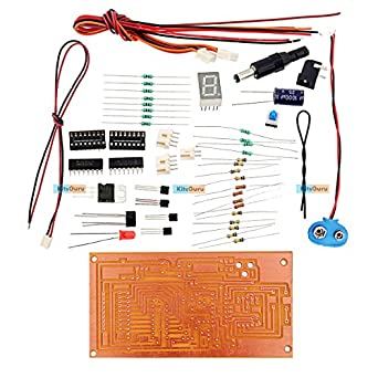DIY Kit - Numericai Water Level Indicator : LGKT045 easy electronic ...