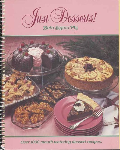 Just Desserts: Beta Sigma Phi