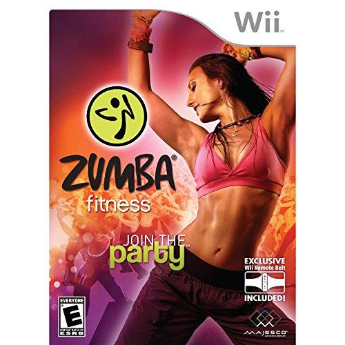Zumba Fitness - Nintendo Wii (Renewed) (Zumba World Party)