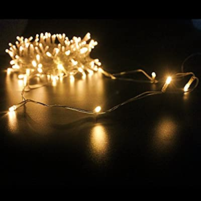 PMS 50/100/200 LED Battery Power Operated String Fairy Lights Christmas Xmas Party Garden