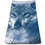 Wolf Cool Super Soft, Machine Washable and Highly...