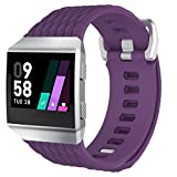 YRD Tech for Fitbit Ionic Bands,Soft Silicone Sport...