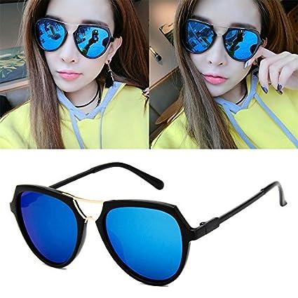 Gafas de sol de nueva marea Lady sunglasses, cara redonda de ...