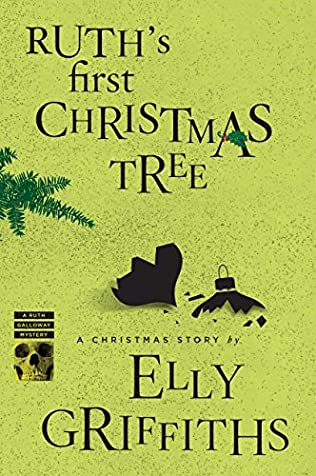 book cover of Ruth\'s First Christmas Tree