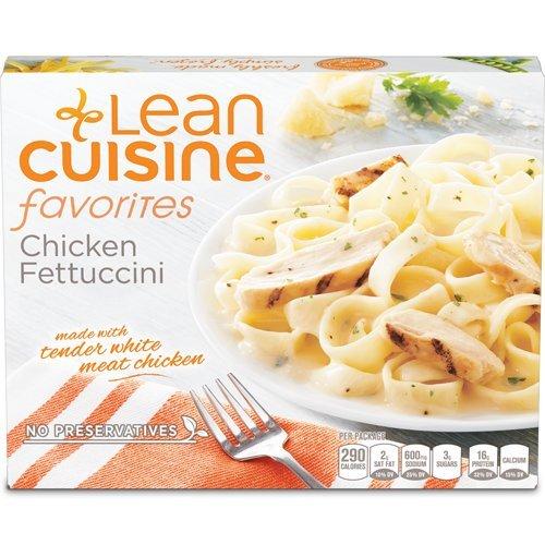 Lean Cuisine Chicken Fettucini 9.25 oz, Pack of 12