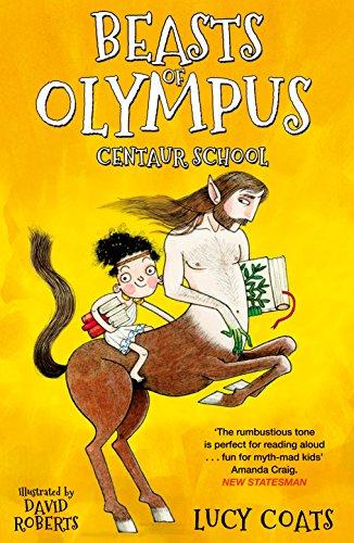 Amazon.com: Beasts of Olympus 5: Centaur School eBook: Lucy ...