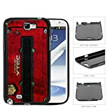 Red JDM Vtec Engine Hard Snap on Cell Phone Case Cover Samsung Galaxy Note 2 N7100
