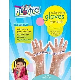 Guantes MoneRffi 101 PC guantes desechables Guantes de PVC desechables Guantes de cocina guantes de cocina Guantes duraderos antial/érgicos S//M//L//XL