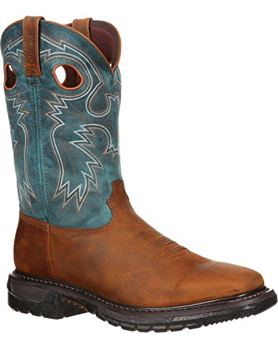 UPC 883802623079, Rocky Men's Original Ride Western Boot Square Toe Crazyhorse 11.5 EE US