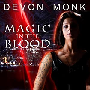 Magic in the Blood Audiobook
