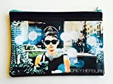 Audrey Hepburn Breakfast at Tiffany's Pencil Case/Pouch (multipurpose)
