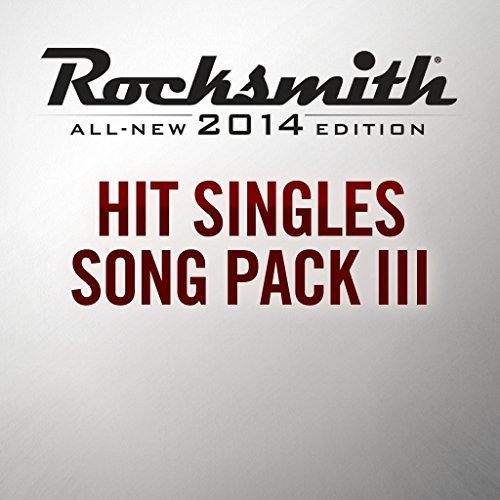 Rocksmith 2014 - Hit Singles Song Pack III - PS4 [Digital Code]