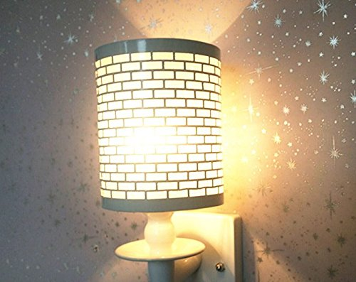 Moderno posto letto led lampada da parete stile elegante hotel
