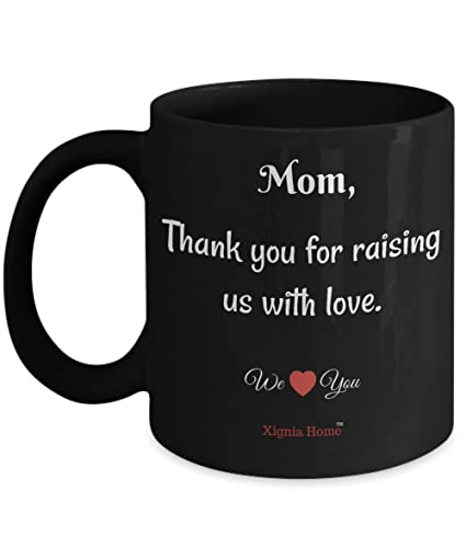Amazoncom Mothers Day Coffee Mug Xignia Home Special Family