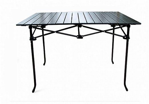 Mesa de Aluminio Plegable Ligera/Mesa Plegable/Mesa de Acampada ...