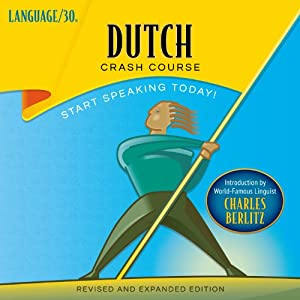 Dutch Crash Course Audiobook