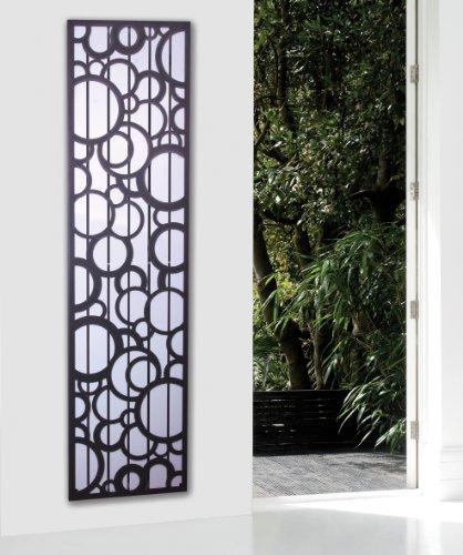 Badheizkörper Design Athen 3, HxB: 180 x 47 cm, 1118 Watt, weiß ...