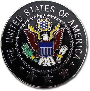 US Presidential Seal - Lapel Pin