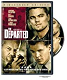 The Departed - Leonardo DiCaprio, Matt Damon, Jack Nicholson, Mark Wahlberg, Alec Baldwin, Martin Sheen