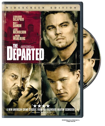The Departed Martin Scorsese