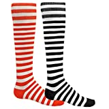 Red Lion Mini Hoop 2.0 Mismatched Striped Socks