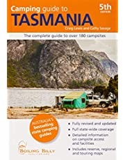 Camping Guide to Tasmania 5/e: The complete guide to over 180 campsites