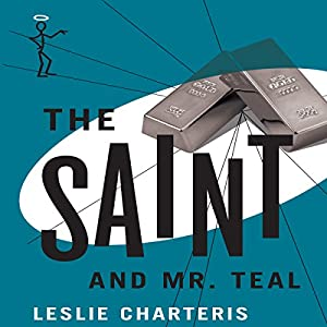 The Saint and Mr Teal Audiobook
