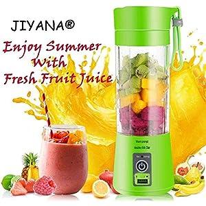 Best JIYANA Portable USB Electric Blender Juicer In India 2020