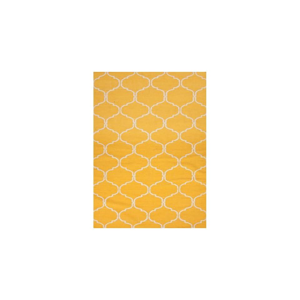 Maroc Mango Geometric Rug Rug Size 8 x 10
