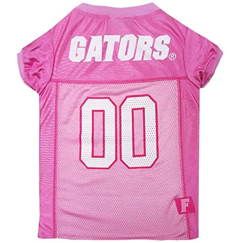 wholesale dealer 21db5 c6f19 50%OFF Pets First Collegiate Florida Gators Dog Jersey ...