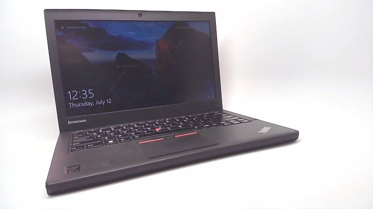 Amazon Com Lenovo Thinkpad X250 Intel Core I5 5300u X2 2 3ghz 8gb 500gb 12 5 Win8 1 Black Computers Accessories