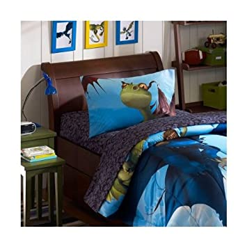 How to train your dragon 3 piece single bed sheet setno duvet cover how to train your dragon 3 piece single bed sheet setno duvet cover ccuart Gallery