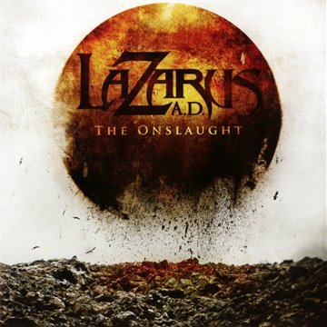 Lazarus A.D.: The Onslaught (Audio CD)