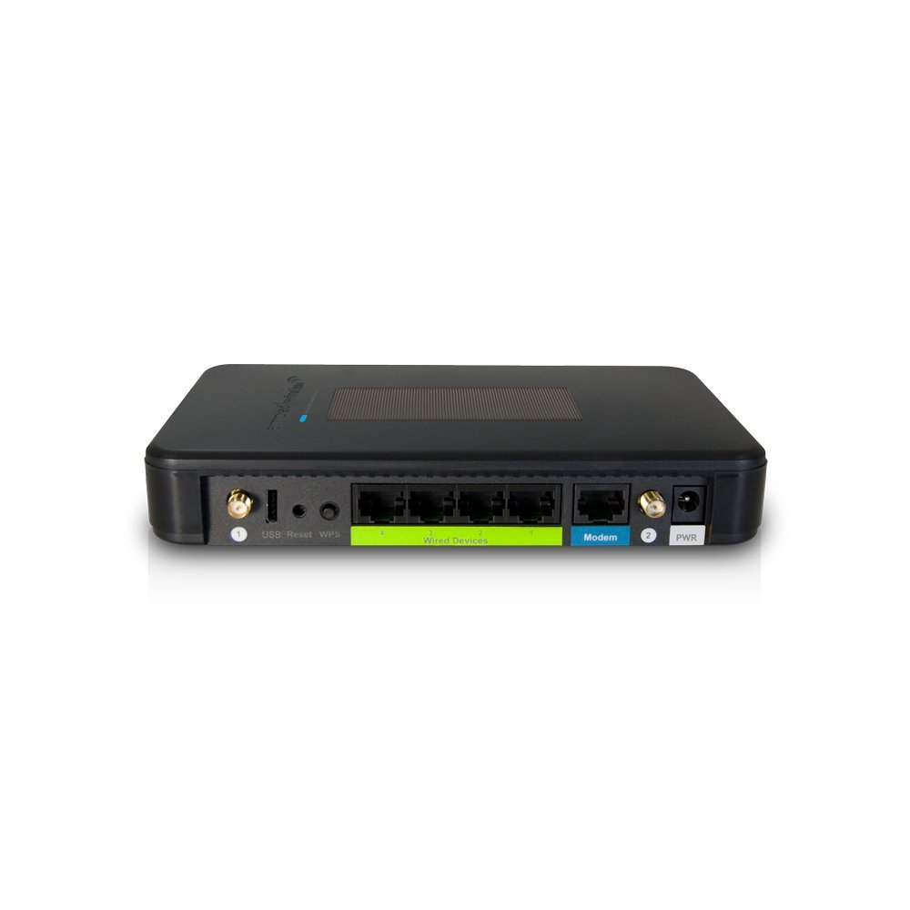 Amazon.com: Amped Wireless High Power Wireless-N 600mW Gigabit Dual ...