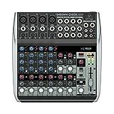 BEHRINGER 12 Mixer-Powered, Black (Q1202USB)
