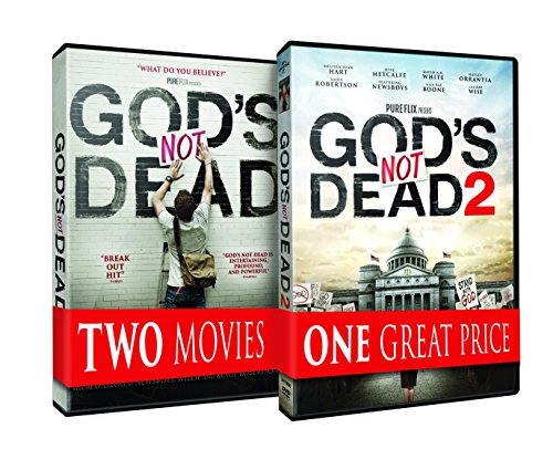 God's Not Dead / God's Not Dead 2 Value Pack by Universal Studios Home Entertainment