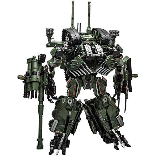 WEI JIANG Robot Force Oversize Alloy Armed Cannon