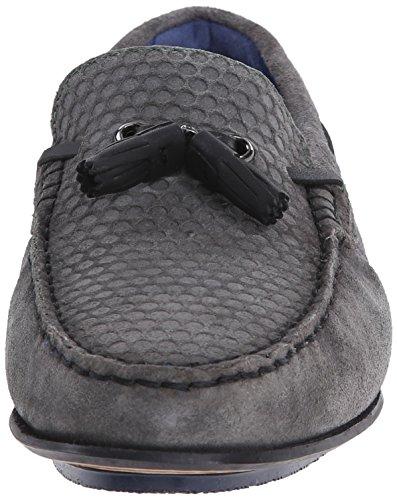 Ted Boulanger Tout Muddi Bateau Chaussure Gris Foncé