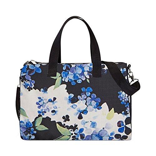 Flower Cross Melanie Cluster Cheetah Size Bag Body LeSportsac One Violet 1BCqww