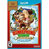 Nintendo Select Donkey Kong Tropical Freeze - Wii U