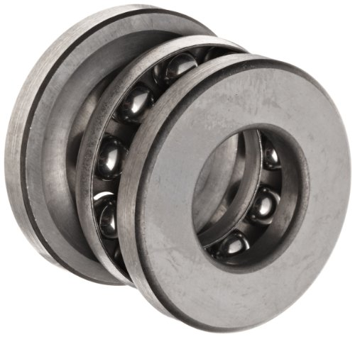 rust Bearing 3/4 x 1 17/32 x 5/8 Inch (Grooved Ball Bearing)