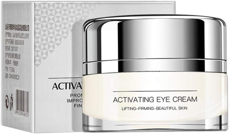Angmile Crema hidratante profunda para la esencia de los ojos ...