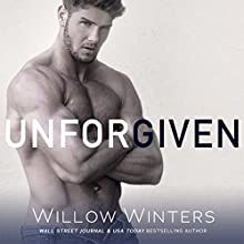 Unforgiven Audiobook by Willow Winters Narrated by Jae Delane, Patrick Garrett