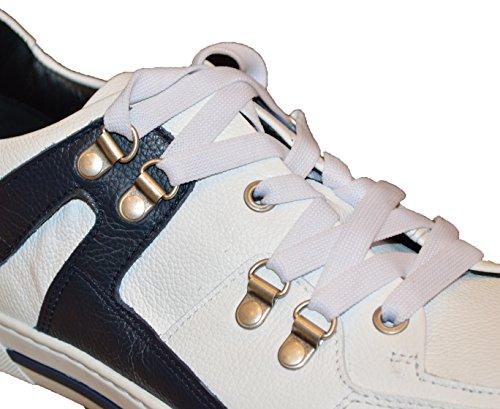 Heren Tennisschoen Witte Versace Collectie Wi