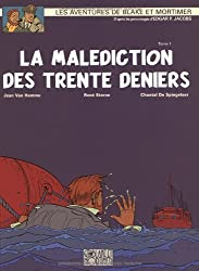 Blake et Mortimer, n° 19 : La Malédiction des trente deniers (1re partie)