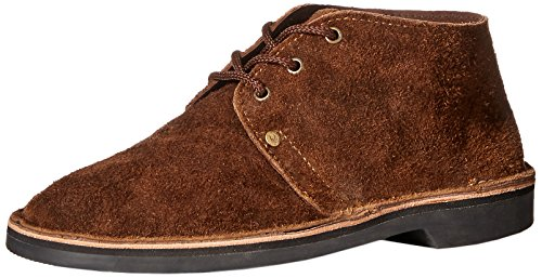 Brother Vellies Unisex ErongoSuede Vellie Chukka Boot, Brown, 7 Men's 9 Women's M US by Brother Vellies