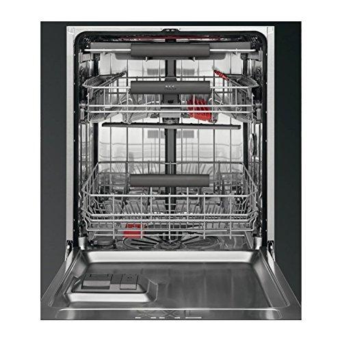 AEG FSE52705P lavavajilla Totalmente integrado 15 cubiertos ...