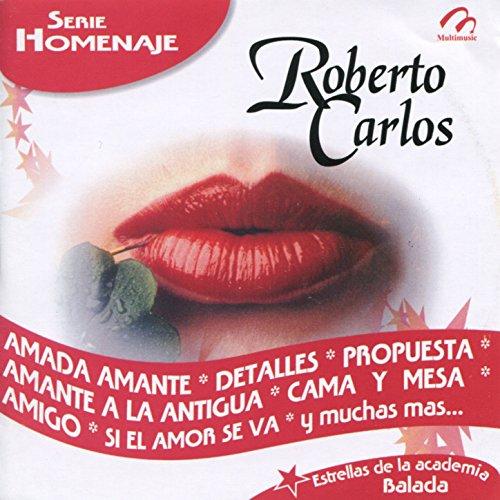 Roberto Carlos - Serie Homenaje Estrella Series